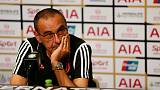Juventus coach Sarri has pneumonia, club says