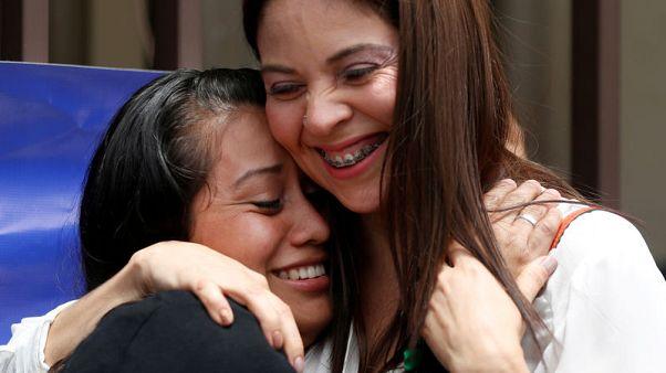 In retrial, El Salvador acquits woman accused of killing her stillborn child