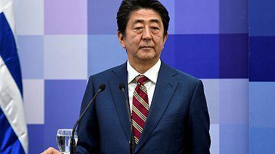 Japan Inc backs Abe's tough trade stance vs South Korea amid row - Reuters poll