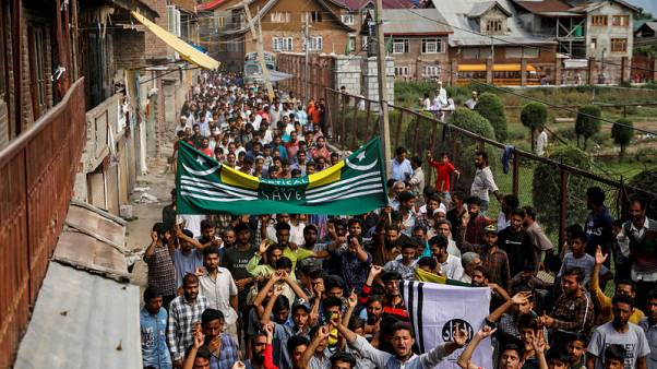 Authorities make more arrests in Indian Kashmir to deter protests
