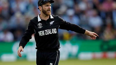 New Zealand's Williamson, Lankan Dananjaya reported for suspect bowling action