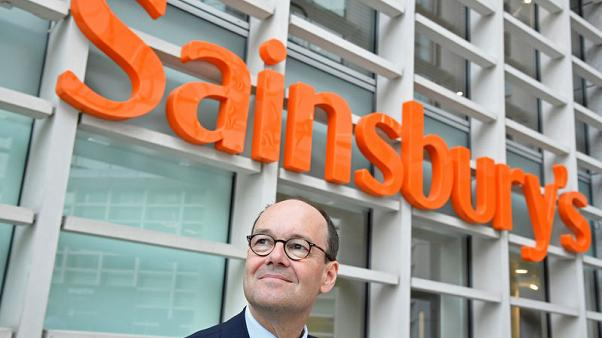 Sainsbury's outperforms major rivals in weak UK market - Kantar