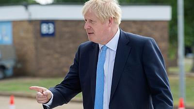 Johnson's opening Brexit bid: rip out the Irish border backstop