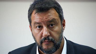 Italy needs 50 billion euro budget for 'shock' stimulus - Salvini