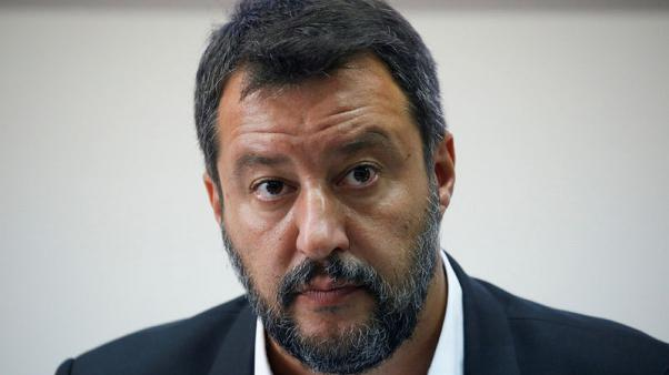 Italy needs 50 billion euro budget for 'shock' stimulus - Salvini