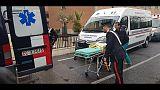 Cadavere di un uomo trovato in strada