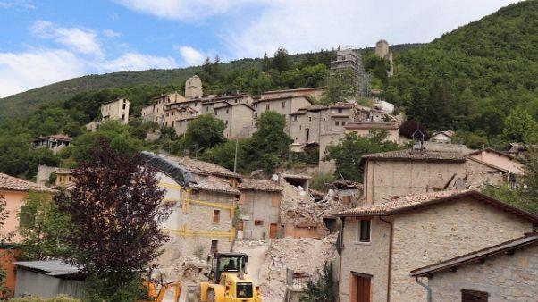 Tra Umbria-Marche ricostruzione lontana