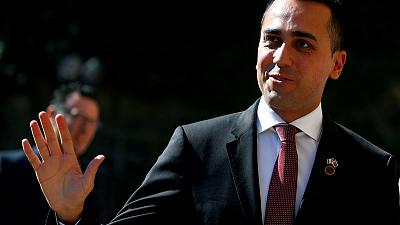 Italy's Di Maio signals imminent end of government, thanks Conte