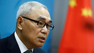 Islamic State could re-emerge in Syria, Chinese envoy warns