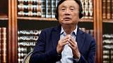 Huawei founder details 'battle mode' reform plan to beat U.S. crisis
