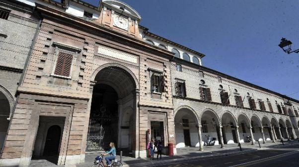 Parma, scheletri sotto Ospedale Vecchio