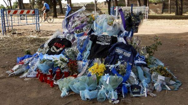Ultrà ucciso:funerali, 3 aree sicurezza