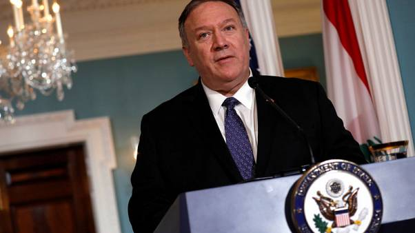 'No mixed messages' from U.S. on Huawei - Pompeo