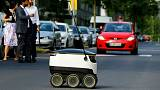 Delivery robot firm Starship raises $40 million