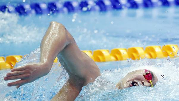 Swimming - CAS to hear Chinese champion Sun's case in public