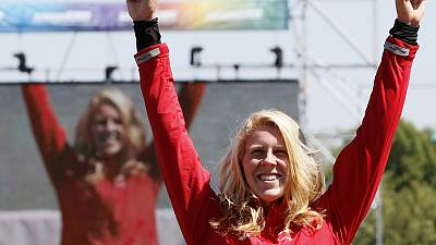 Canadian 11-time world champion says she is no drug cheat