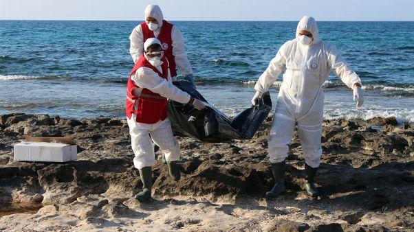 مخاوف من غرق أكثر من 100 مهاجر قبالة الساحل الليبي