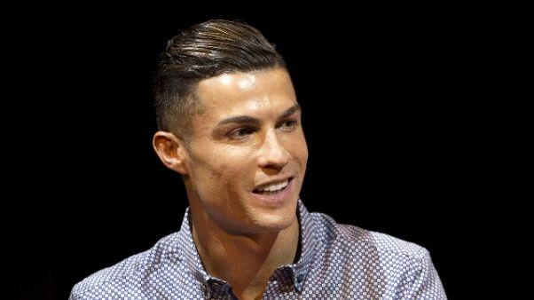 "Figlio Ronaldo, ""papà, ma tu vivevi qui?"