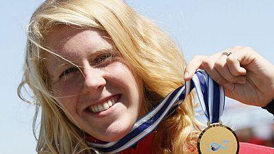 الكندية فنسن لابوانت بطلة العالم في سباقات الكانوي تؤكد براءتها من تعاطي المنشطات