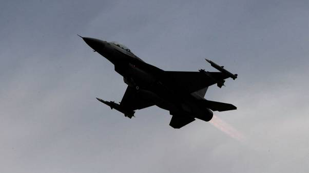 State Dept approves possible $8 billion fighter jet sale to Taiwan: Pentagon
