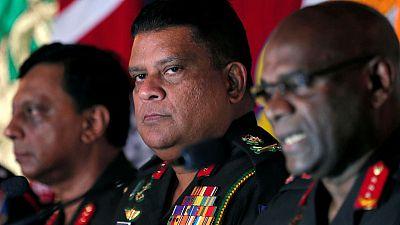 Sri Lanka says international criticism over new army chief 'unwarranted'