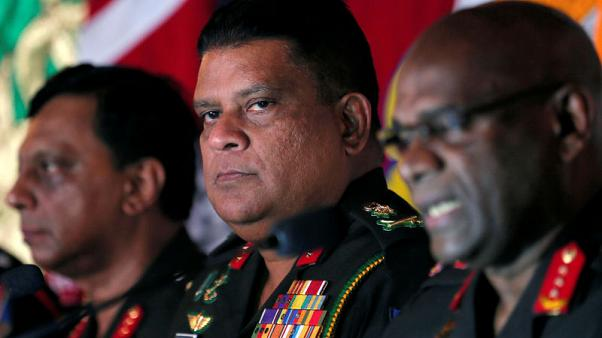 Sri Lanka says international criticism over new army chief 'unwarranted'
