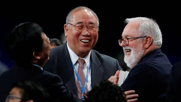 China hopes U.S. will come back to the table at Chile climate talks