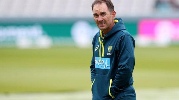 Australia's focus on winning tests, not hitting helmets - Langer