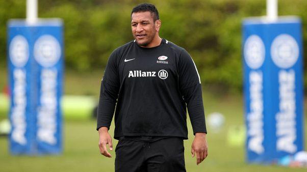Fit-again Vunipola eager for England return against Ireland
