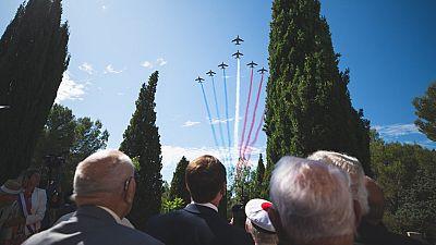 75ème anniversaire du débarquement en Provence