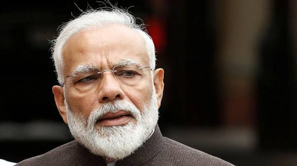 Indian PM raises Kashmir protests with British counterpart