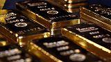الذهب يستقر فوق 1500 دولار والتركيز على محضر مجلس الاحتياطي