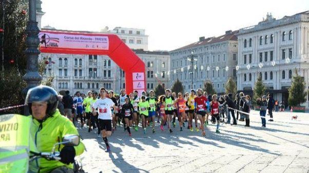 Torna la Corsa del Ricordo a Trieste