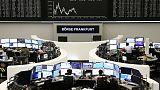 الأسهم الأوروبية ترتفع بفضل آمال صفقة فيات ورينو
