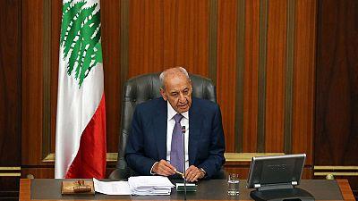 """صحيفة: بري يقول لديه انطباعات """"إيجابية"""" بشأن التصنيف الائتماني للبنان"""