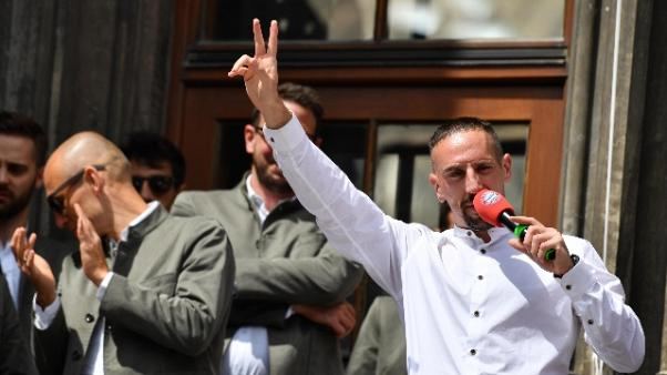 Ribery 'Fiorentina grande club'
