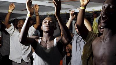 Open Arms: notte tranquilla per profughi