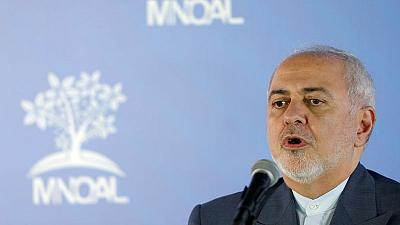 Iran's Zarif warns U.S. that Tehran may also act 'unpredictably'