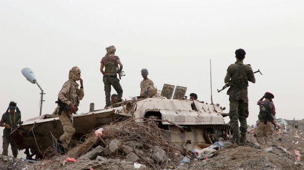 Yemen separatist chief in Saudi Arabia for talks on Aden standoff
