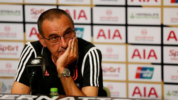 Juventus venture into the unknown with Sarriball