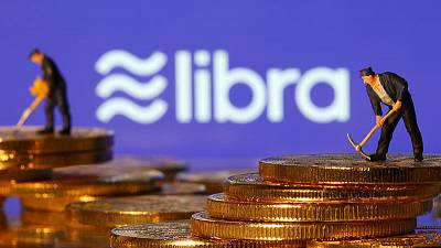 EU antitrust regulators raise concerns about Facebook's Libra currency - sources
