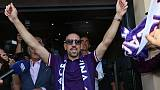 Ribery alla Fiorentina, è ufficiale