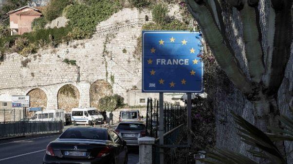 Multa 520 euro per guida auto monegasca