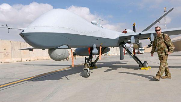 U.S. drone shot down over Yemen - officials