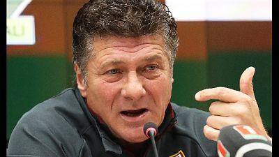 Mazzarri: Arbitro portoghese?Dirò la mia