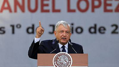 Mexican president says government not talking with organised crime