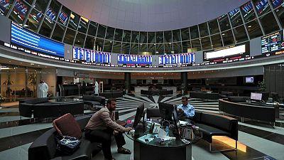 تراجع معظم بورصات الخليج والبنوك تضغط على السوق السعودية