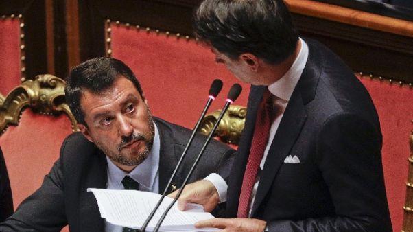 Salvini, rottura perchè no erano troppi