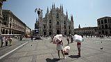 Molesta turiste giunte con sito vacanze