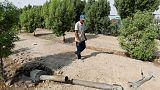 بيان: فصائل عراقية مسلحة تحمل أمريكا وإسرائيل مسؤولية انفجارات في قواعدها